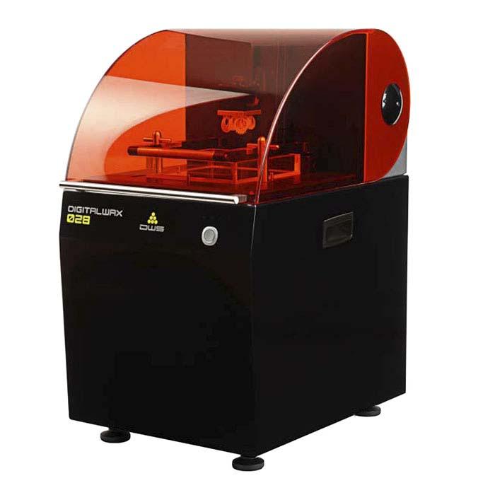 digitalwax 008 rapid prototype machine