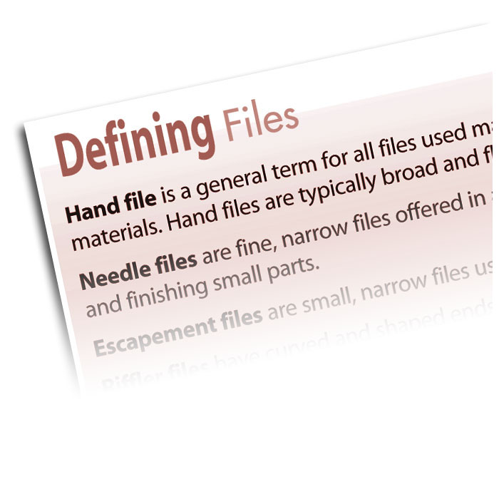 How To Choose The Right File