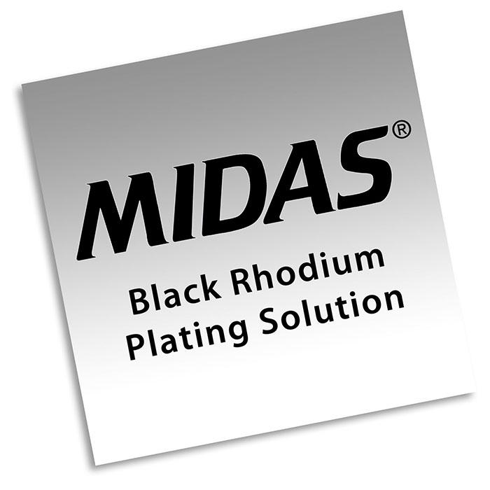 How To Use Midas Black Rhodium Bath Plating Solution