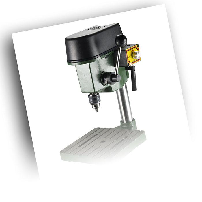 How To Adjust the Mini Drill Press
