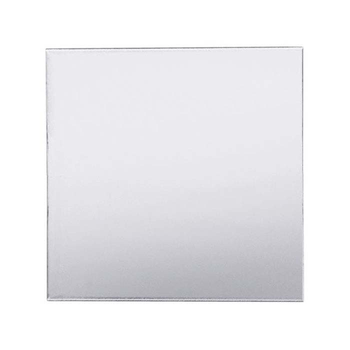"Sterling Silver 3"" x 3"" Sheet, 18-Ga., Dead-Soft, Brushed Finish"