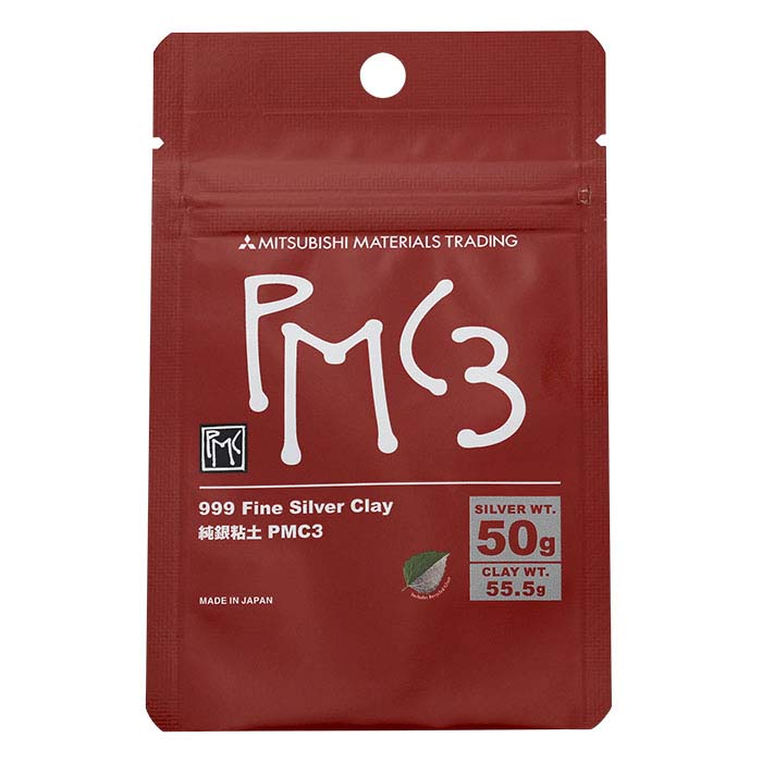 PMC3™ Silver Clay, 50g