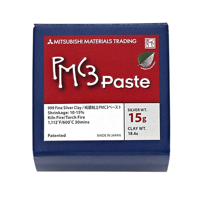 PMC3™ Silver Clay Paste, 15g