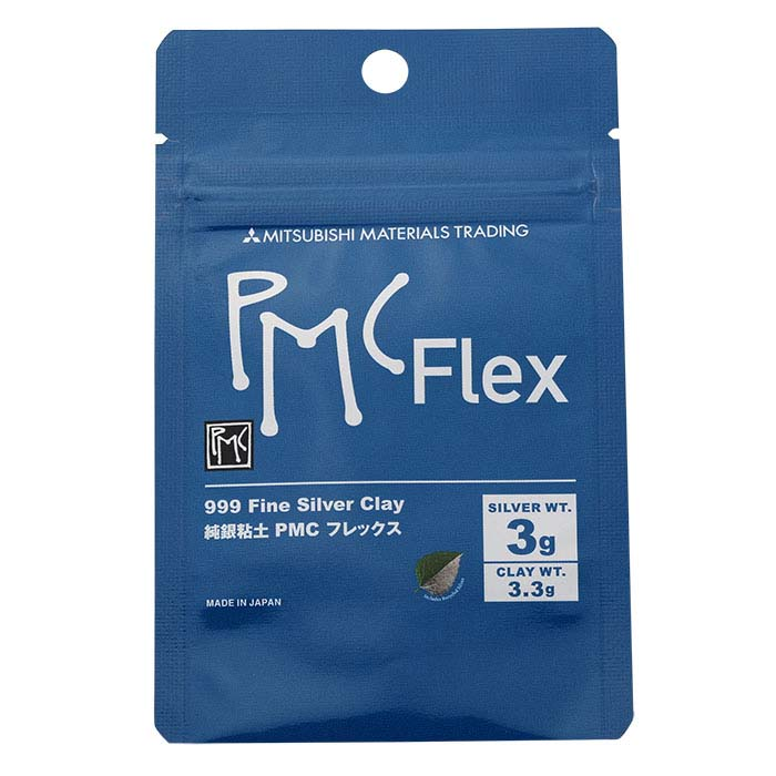PMC® Flex Silver Clay