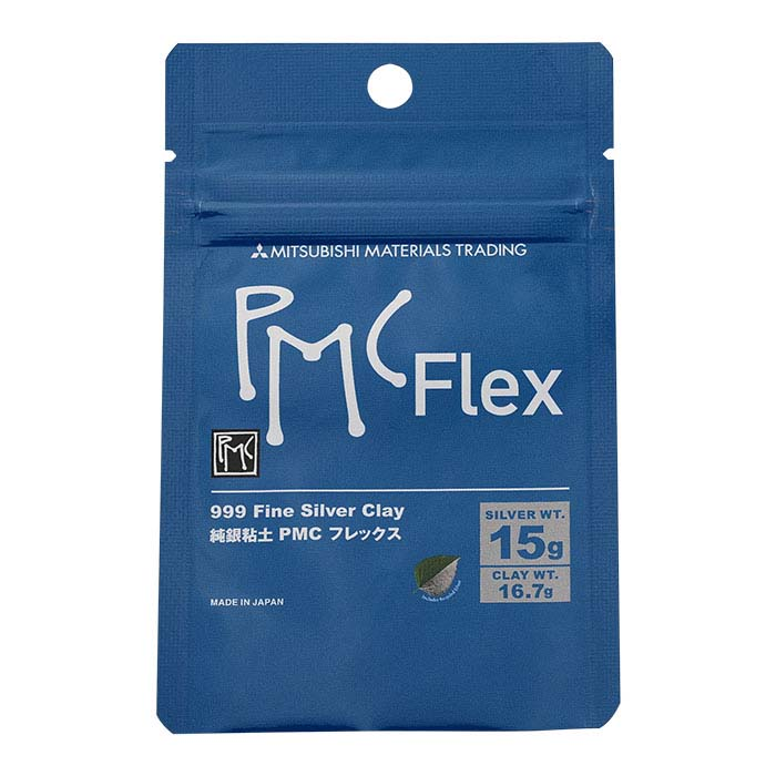 PMC® Flex™ Silver Clay, 15g