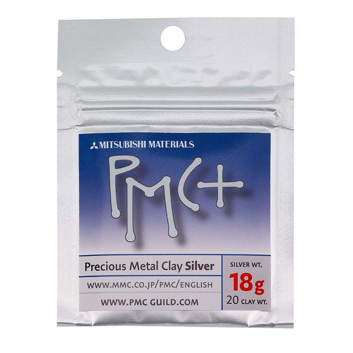 PMC+™ Silver Clay, 18g