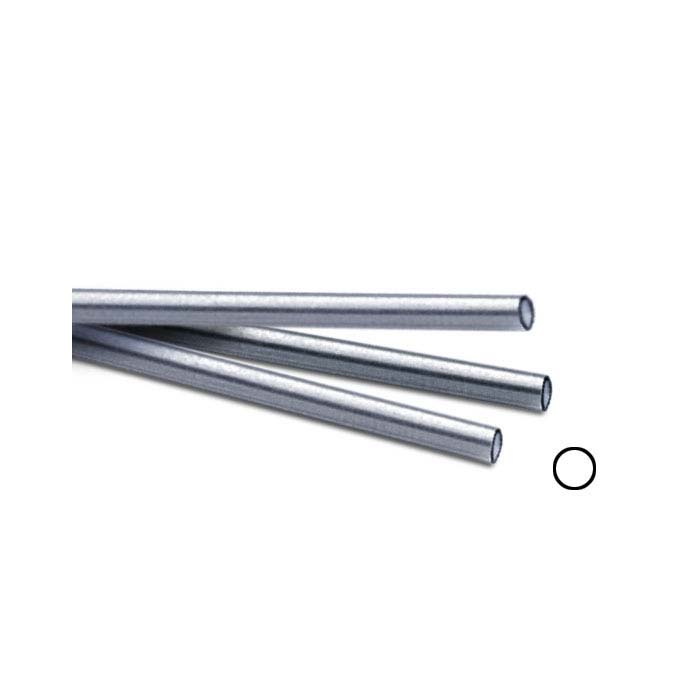 Sterling Silver 4.78mm Seamless Tubing, Hard
