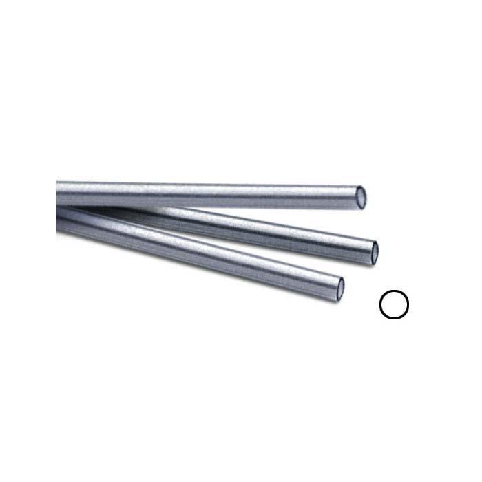 Sterling Silver Seamless Tubing, Hard