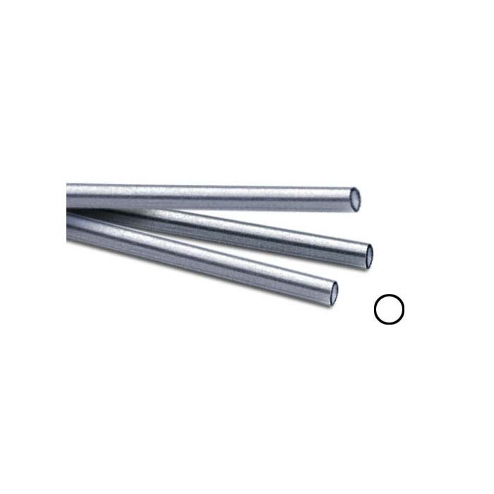 Sterling Silver Seamless Tubing, Hard