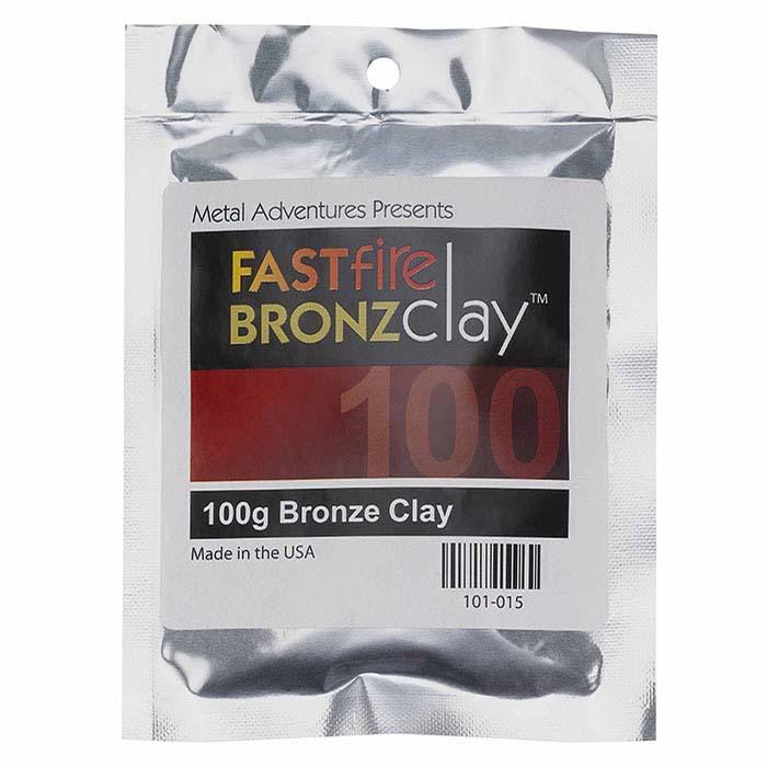 FASTfire BRONZclay™, 100g