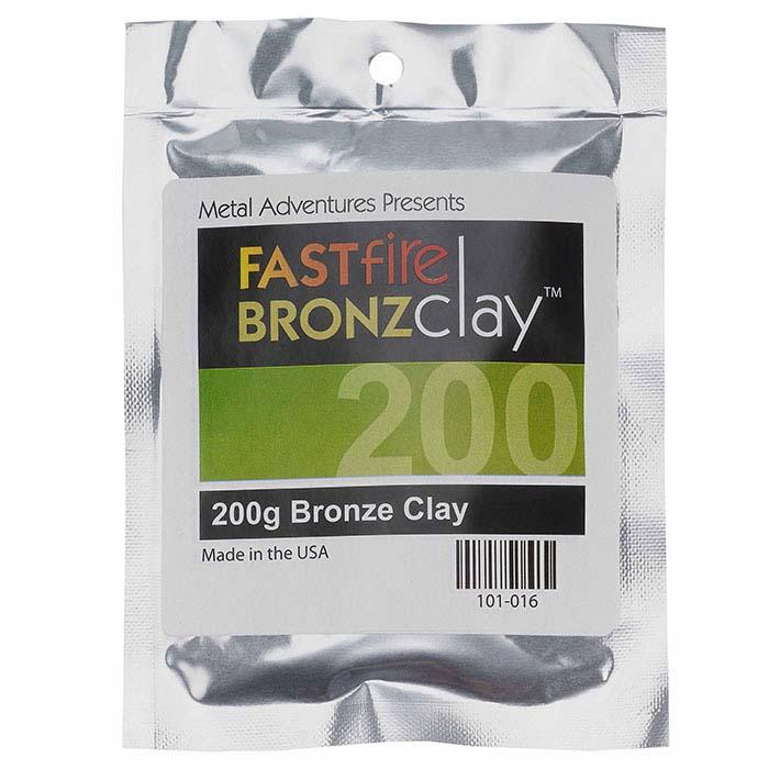 FASTfire BRONZclay™, 200g