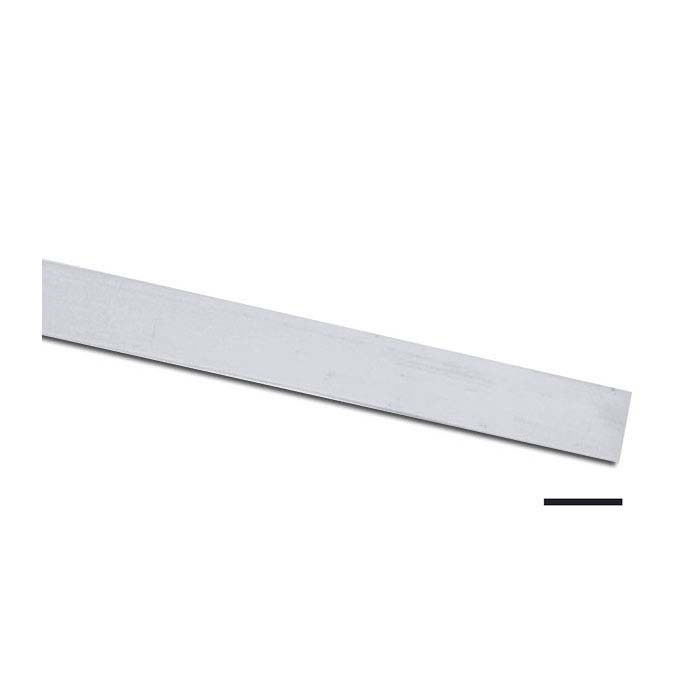 ".999 Fine Silver 1/8"" Strip, 30-Ga., Dead-Soft"