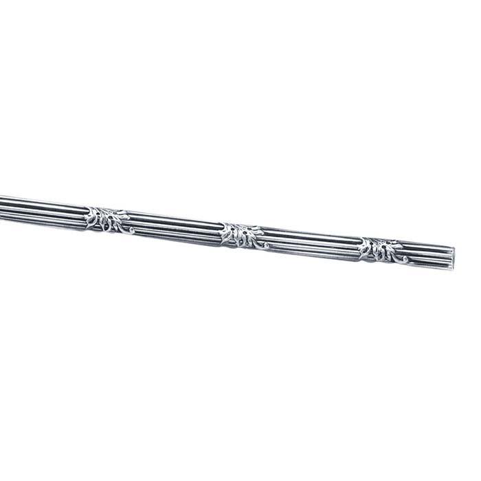 Sterling Silver Pattern Wire, Dead Soft