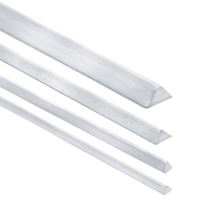 Argentium® Silver Triangle Wire