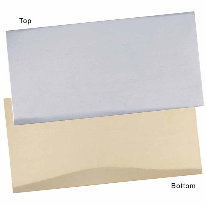 Silver-Filled Single-Clad Sheet