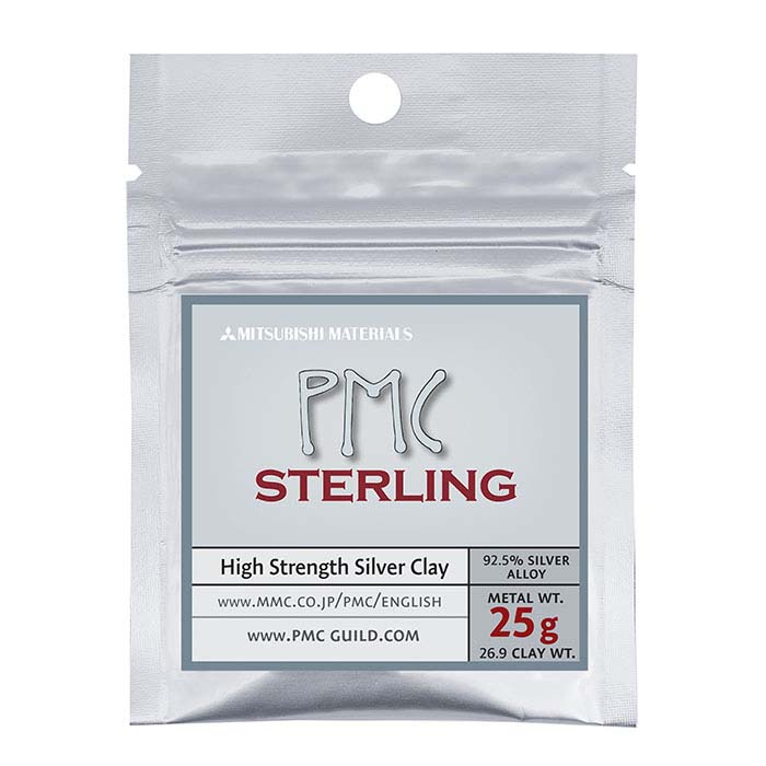 PMC Sterling™ Silver Clay, 25g