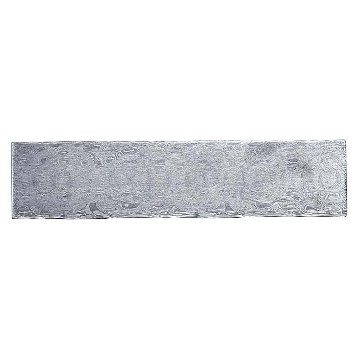"Damasteel® Stainless Steel ""Draupner"" 7"" x 1-1/2"" Sheet"