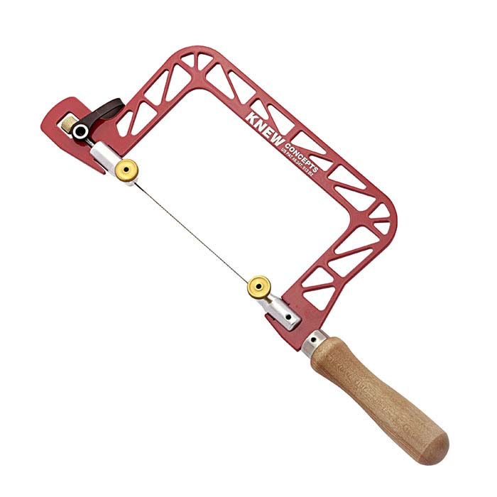 """Knew Concepts MK4 High-Tension Jeweler's 3"""" Saw Frame with Cam-Lever Tension"""