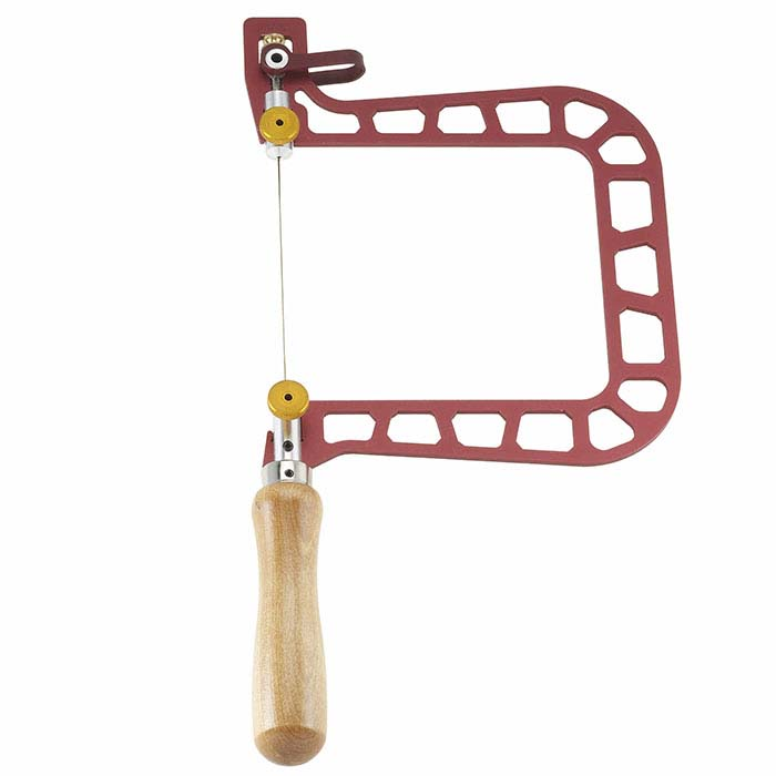 "Knew Concepts Jeweler's 5"" Saw Frame with Cam-Lever Tension"