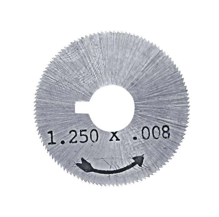 High-Speed Steel Cutting Blade for Jump Ringer