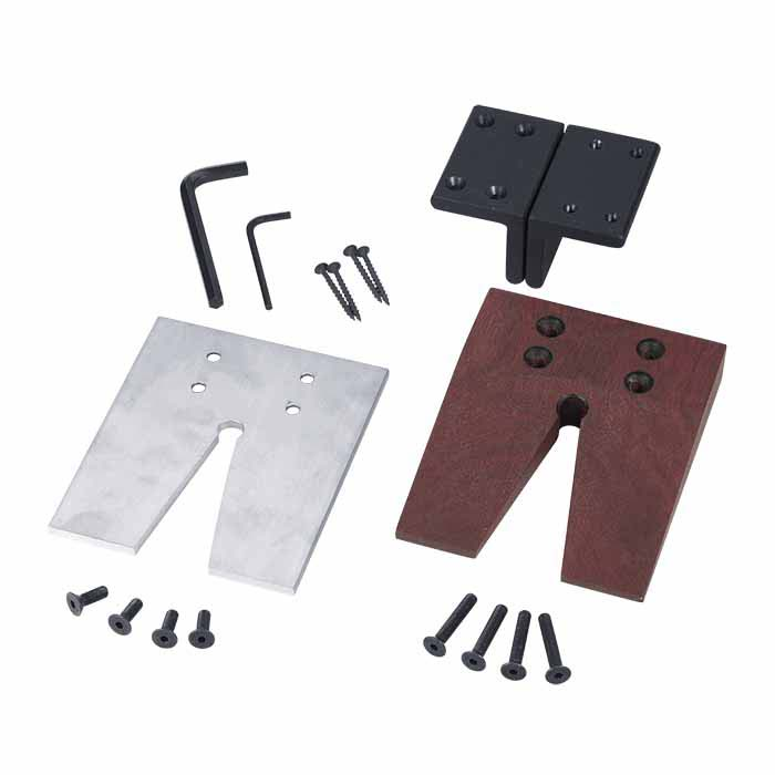 Jayne Redman® Rotational Bench Pin, Complete Kit with Standard Mount