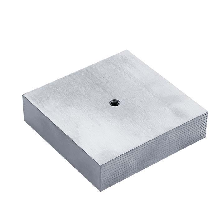 """Aluminum Top Spacer for Bonny Doon Press, 4""""L x 4""""W"""