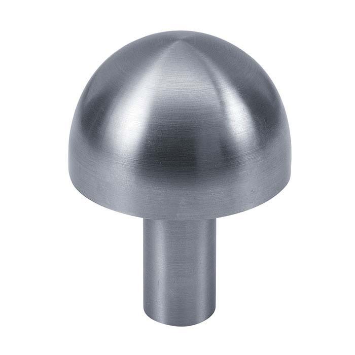 "Bonny Doon Steel 3"" Mushroom Former, 1-1/2"" Radius"