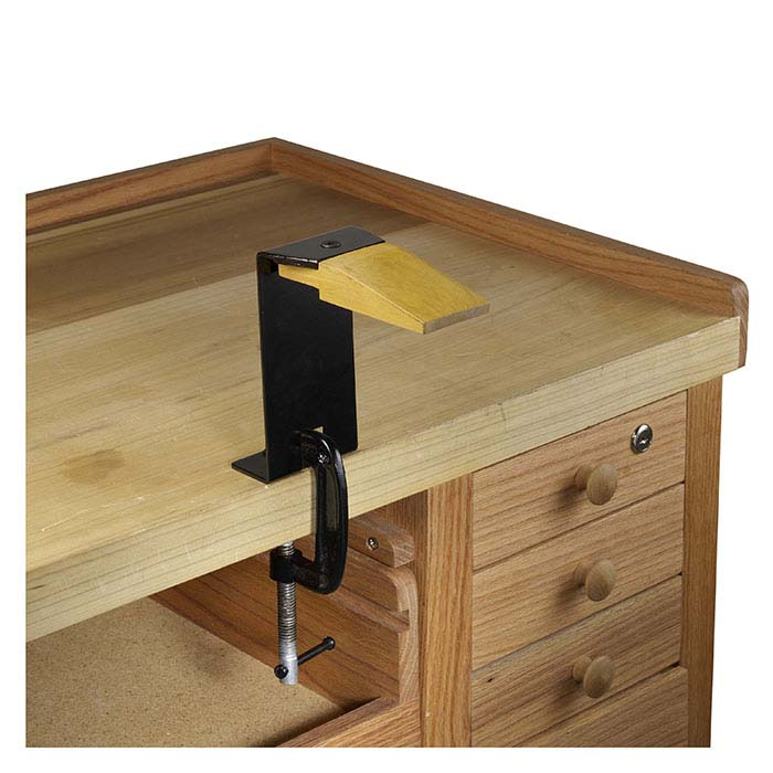 Portable Bench Pin With Clamp