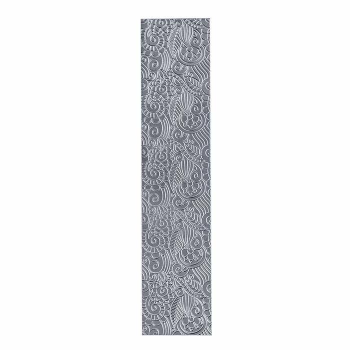 Bonny Doon Long Pattern Plate for Press or Rolling Mill, #5