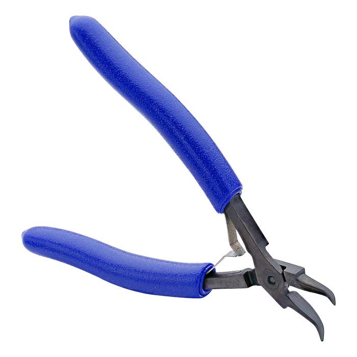 Swanstrom Bent Needle Chain-Nose Pliers
