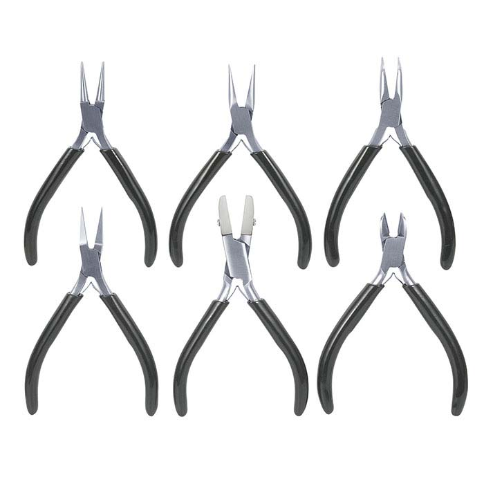 Pliers and cutter set