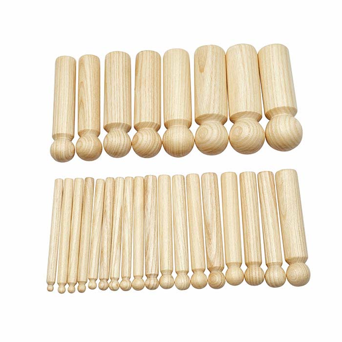 Boxwood 24-Piece Dapping Punch Set