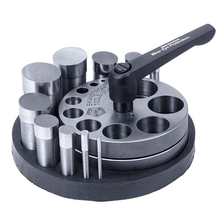 Swanstrom Metric Disc Cutter Set