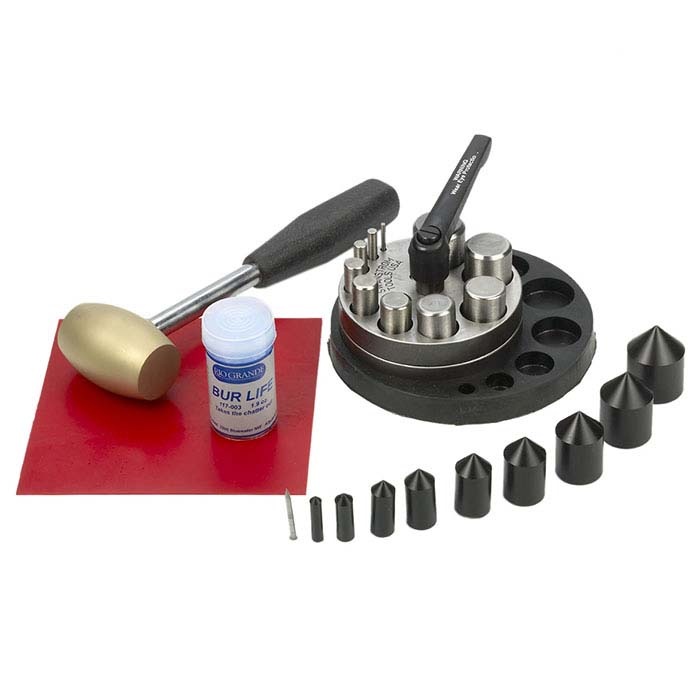 Swanstrom Round Metric Disc Cutter Kit
