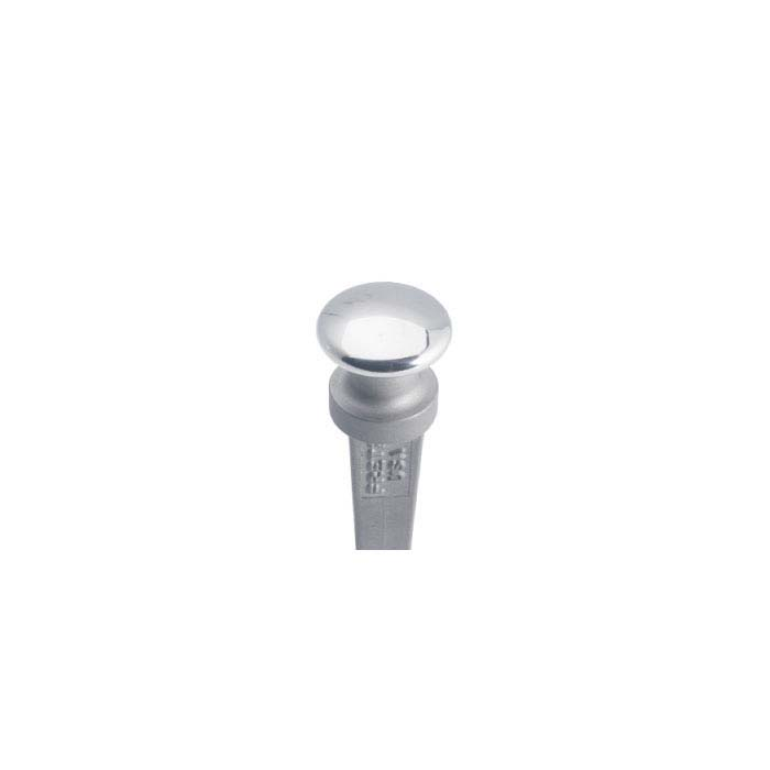 Fretz® M-8 Miniature Low-Dome Mushroom Bezel-Forming Stake