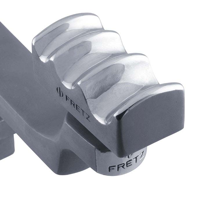 Fretz® M-107 Extra-Small Concave Forming Stake