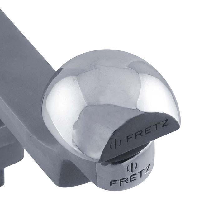 Fretz® M-111 Convex Cuff Forming Stake