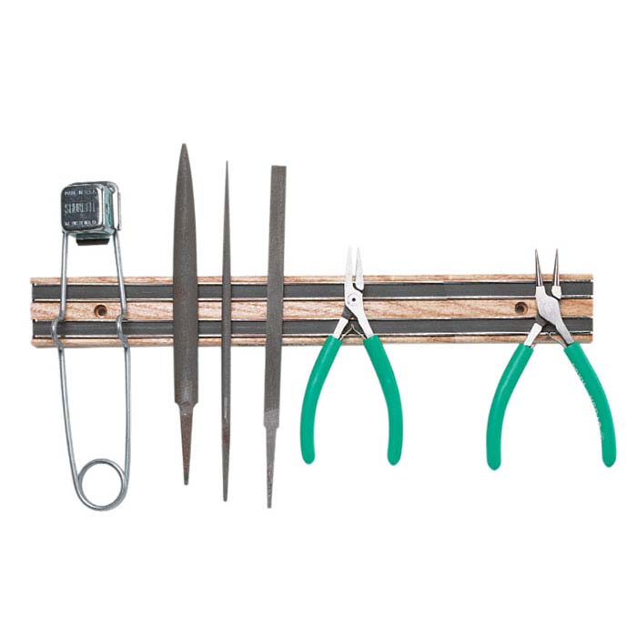 Magnetic Tool Organizer Strip