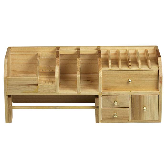 Jeweler's Four-Drawer Organizer for Jeweler's Mini Workbench