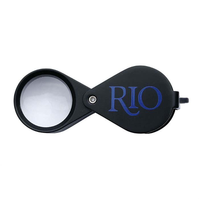 Rio 10X Triplet Loupe, Black