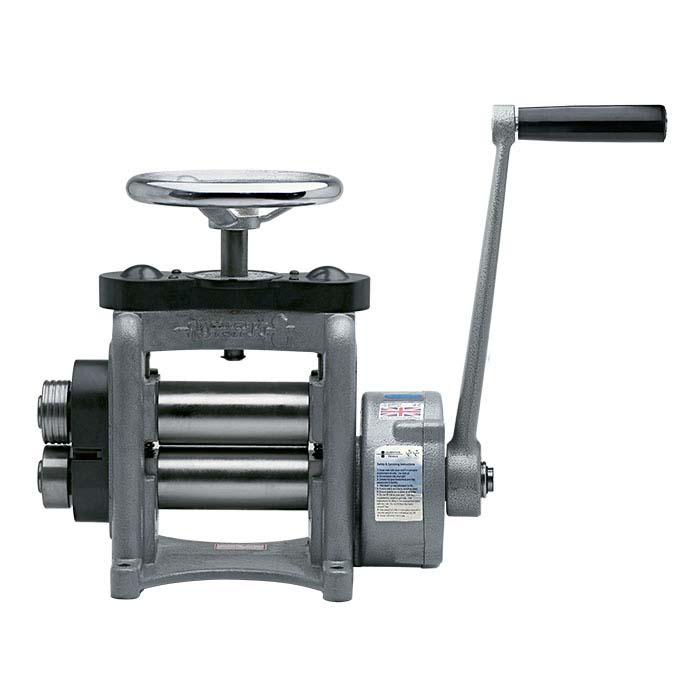 Durston RG F140 Flat Rolling Mill, 140mm