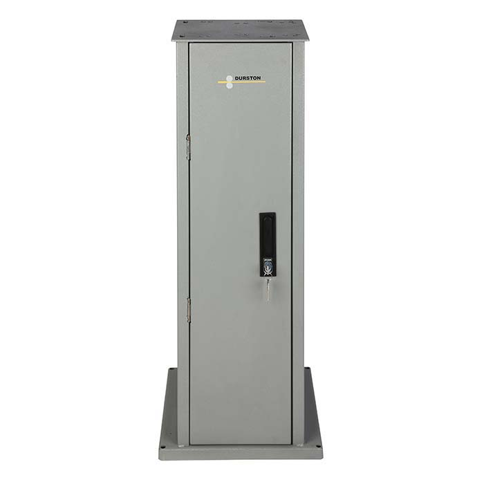 Steel Locking Cabinet Stand for Durston Mills