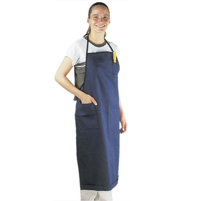 Flame-Resistant Jeweler's Apron
