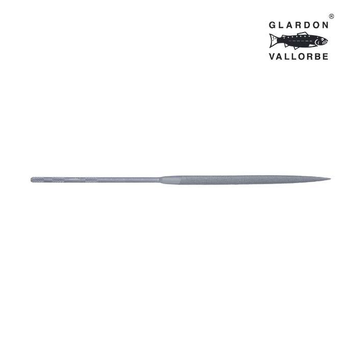 Glardon Vallorbe® Half-Round Needle Files