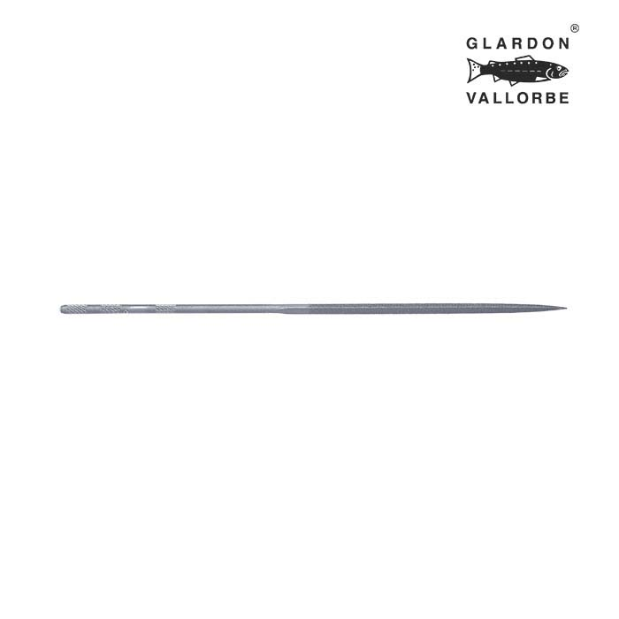 Glardon Vallorbe® Three-Square Needle Files