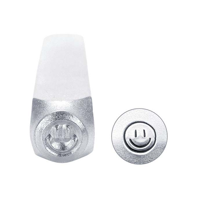 ImpressArt® Smiley Face Design Stamp, 6mm Character