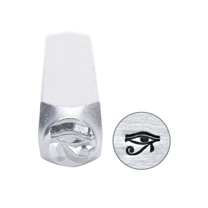 ImpressArt® Eye of Horus Design Stamp, 6mm Character
