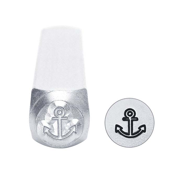 ImpressArt® Anchor Design Stamp, 6mm Character
