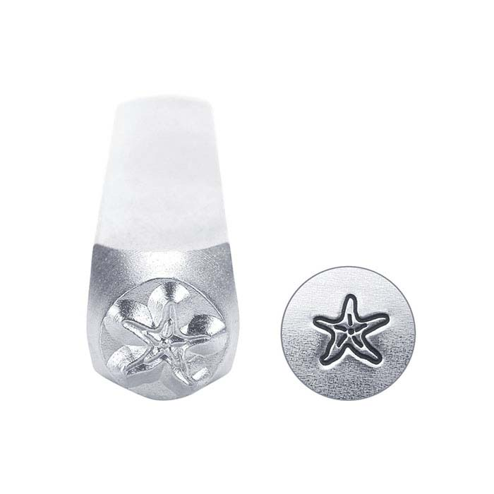 ImpressArt® Star Fish Design Stamp, 6mm Character
