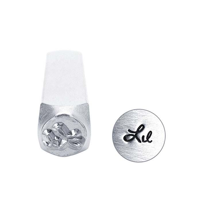 """ImpressArt® """"Lil"""" Design Stamp,6mm Character"""